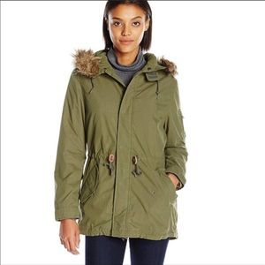 Alpha Industries J-4 Fishtail Parka Olive